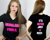 MUNDANE FOOLS SHIRT (LADIES)