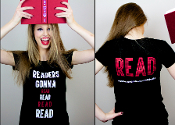 READERS GONNA READ SHIRT (LADIES)