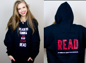 READERS GONNA READ SWEATSHIRT