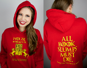 HOUSE BOOKSLAYER SWEATSHIRT